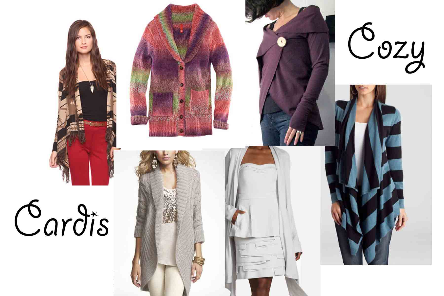 Chic AND Cozy: Fall's Best Cardigans – The Guiltless Life