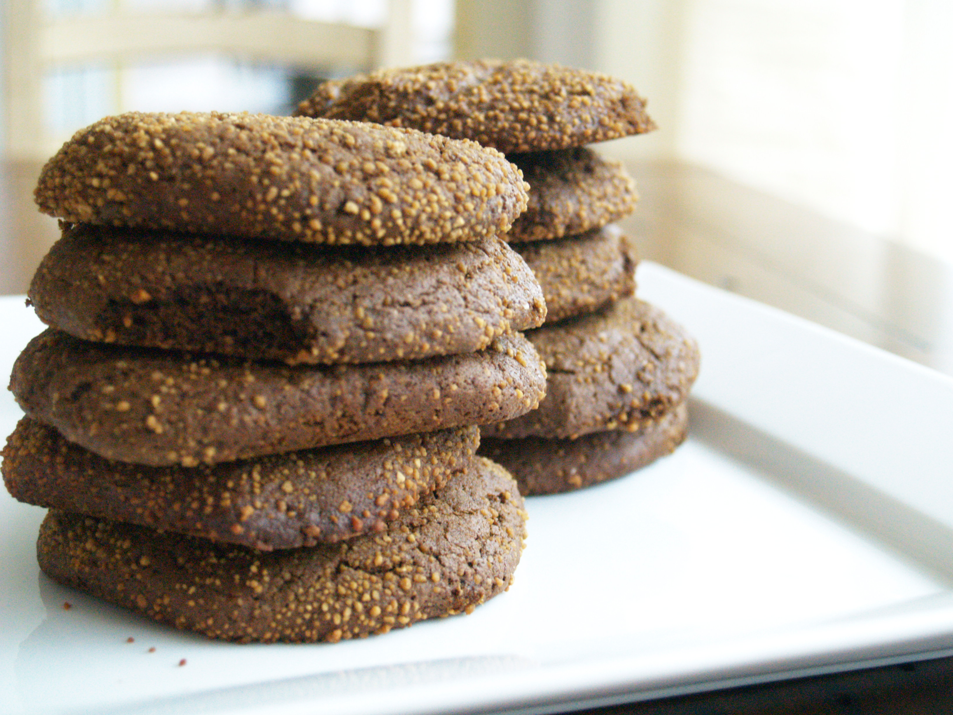 ... chewy molasses spice cookies drunken molasses cookies with ginger