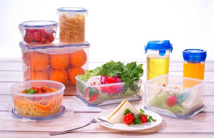 Food Container And Tapware